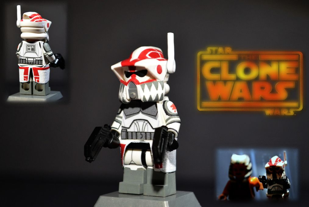 Sergeant Hound   Lego Star Wars   Pinterest   Lego, Lego star wars ...