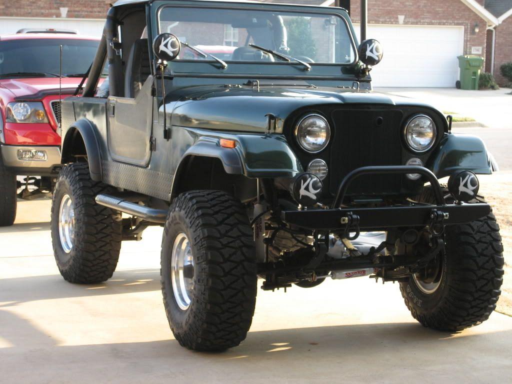 jeep cj7 bumper jeepforum  [ 1024 x 768 Pixel ]