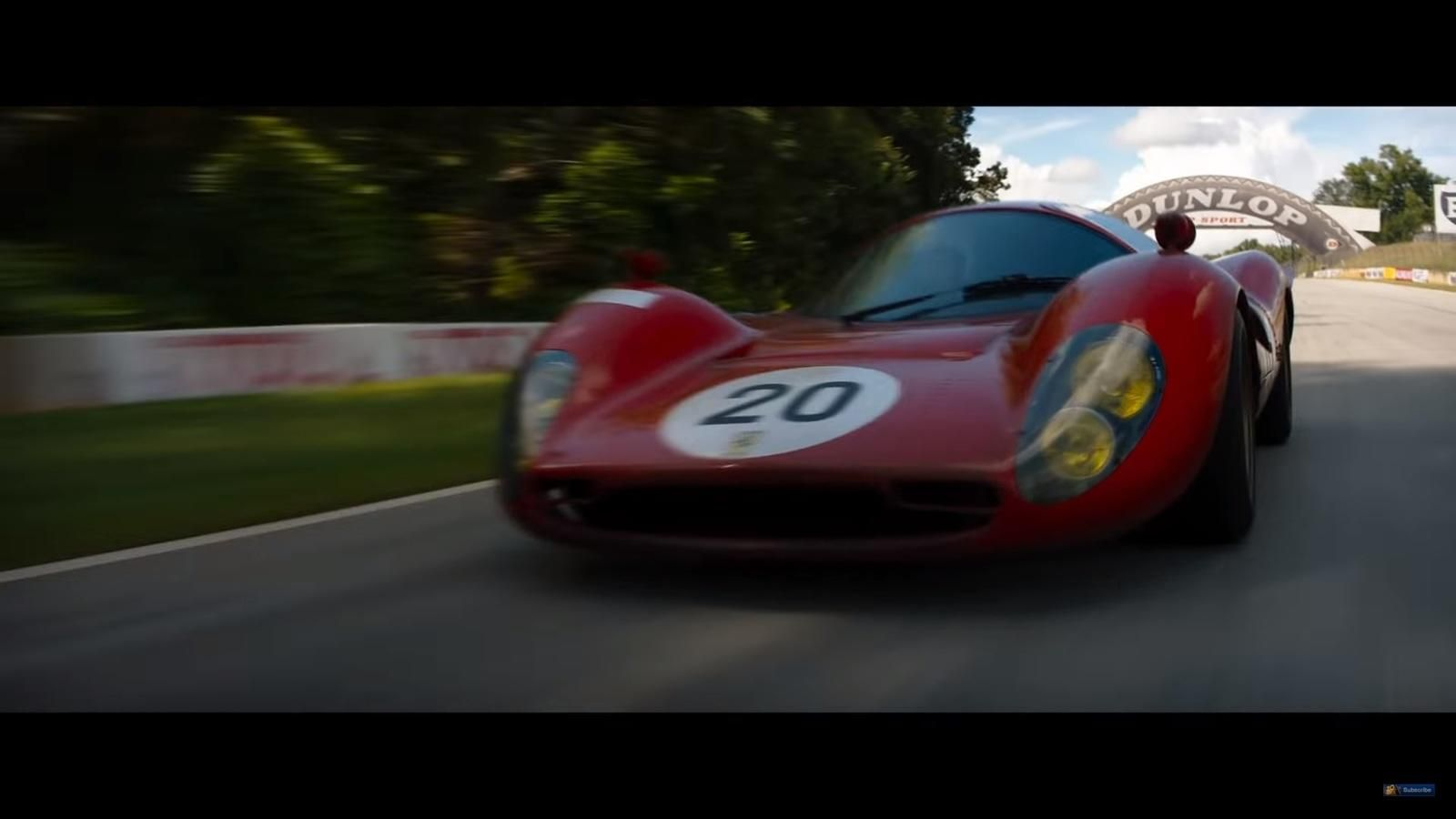 Ford Vs Ferrari Trailer 2 Lots Of Racing Drama Racing Ferrari Ford
