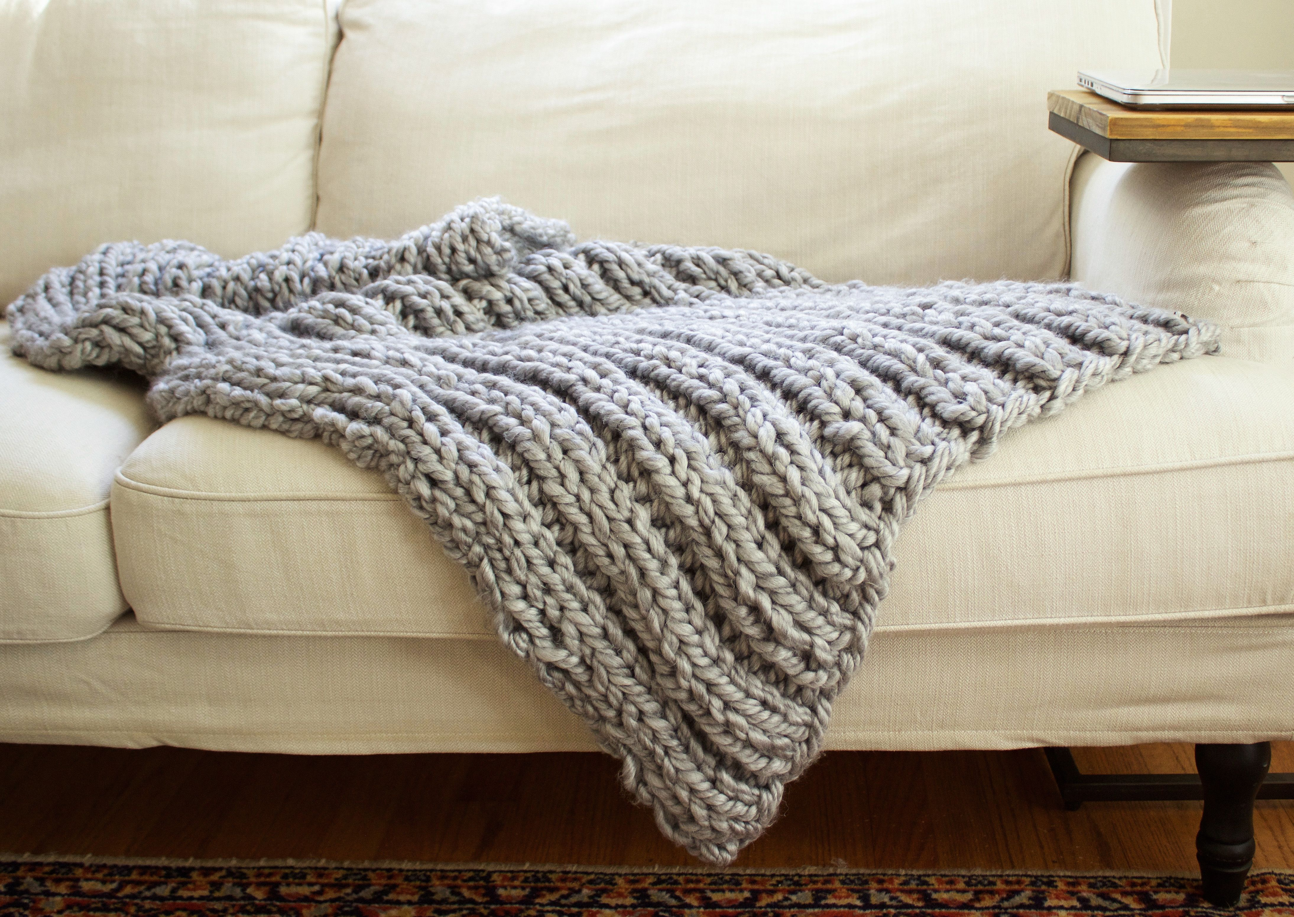 Chunky rib stitch knit blanket pattern patterns pinterest chunky rib stitch knit blanket pattern bankloansurffo Image collections