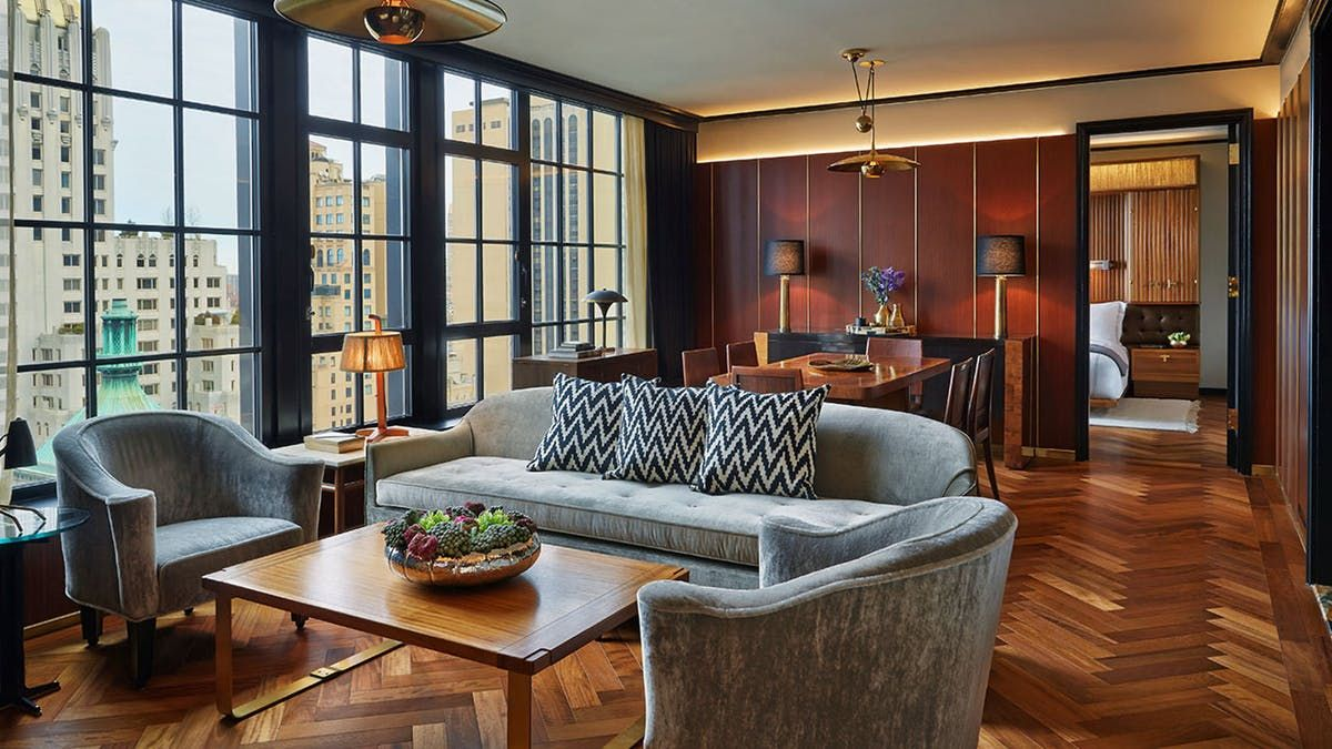 7 Amazing Droolworthy Hotel Suites You Could Win Seriously Luxury Hotels Interior Hotel Suite Luxury Hotel Interior Design