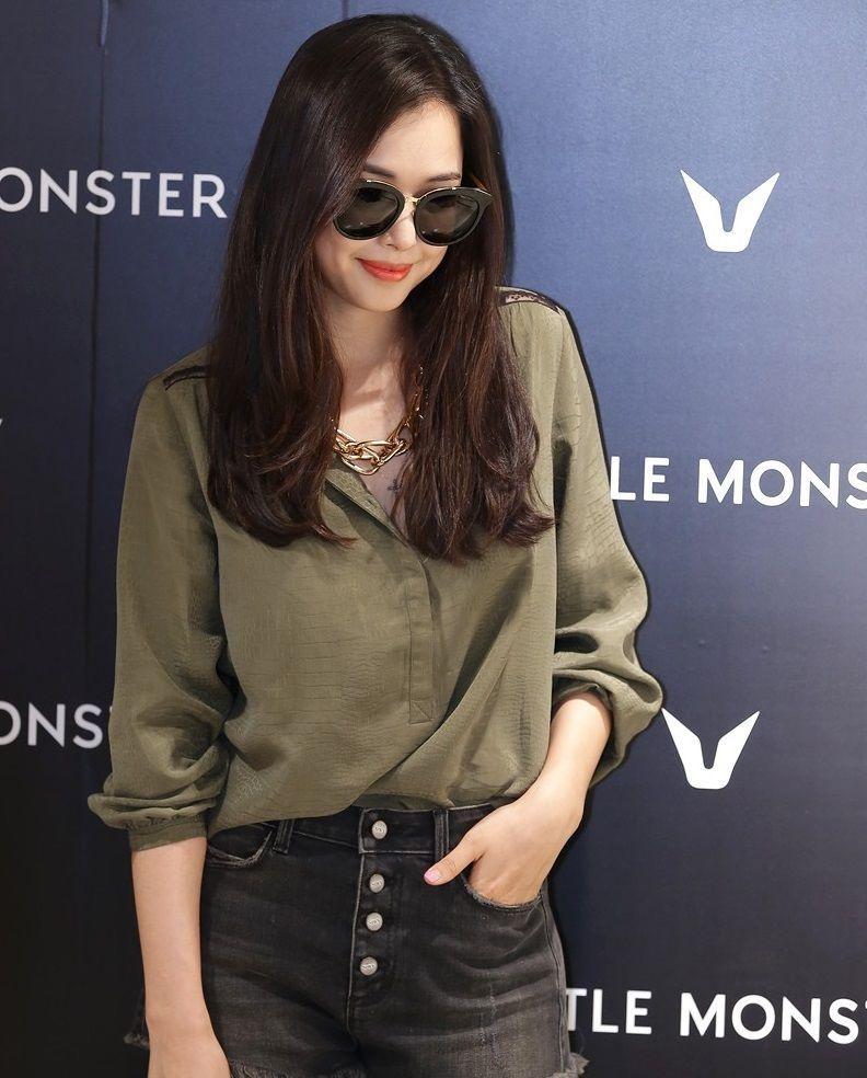 f7a6233fcb04 Gentle Monster Lovesome One 01 GD Sun Glasses Lee Honey (2016 New  Authentic)  GentleMonster  Oval