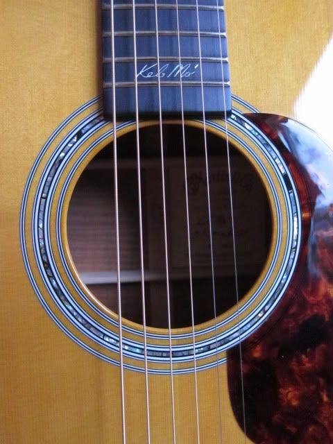 Hd 28km Keb Mo Koa What An Amazing Guitar In The D28 Lounge