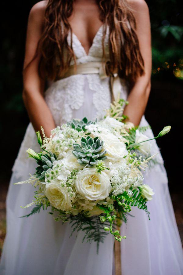 Dreamy Woodland Wedding : Bajan Wed