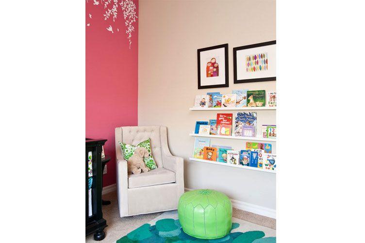 Madelyn S Modern Whimsy Nursery Private Residence Chandler Az