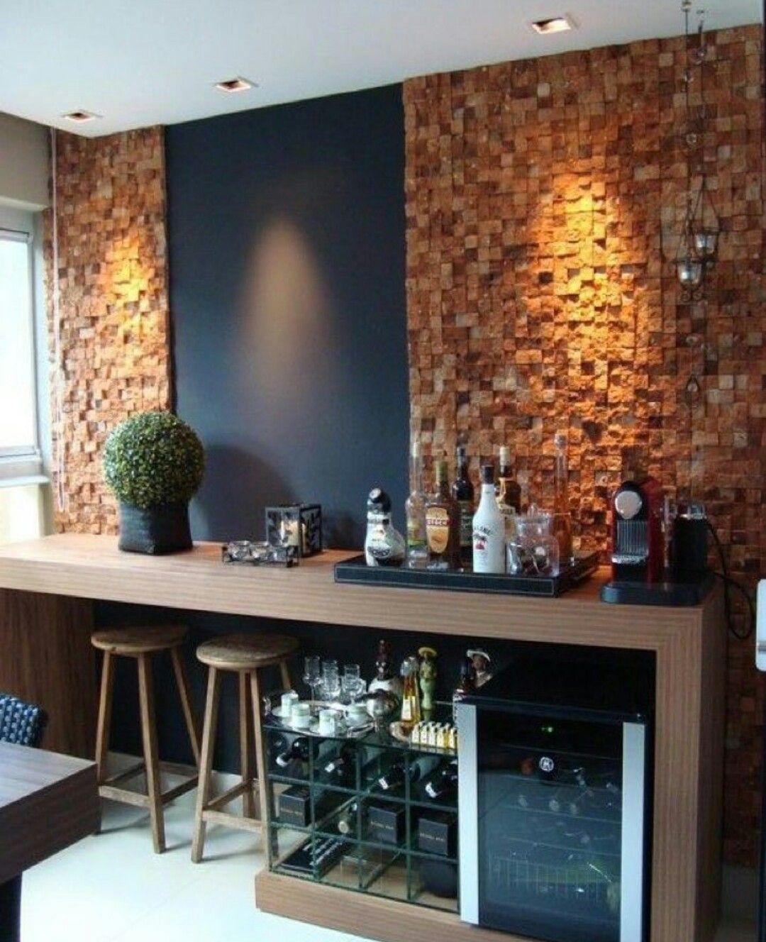 Bar en terraza comedor pinterest bar terrazas y for Ideas e interiores