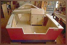 lumberyard skiff - easy to build well liked boat 16 or 20 ...