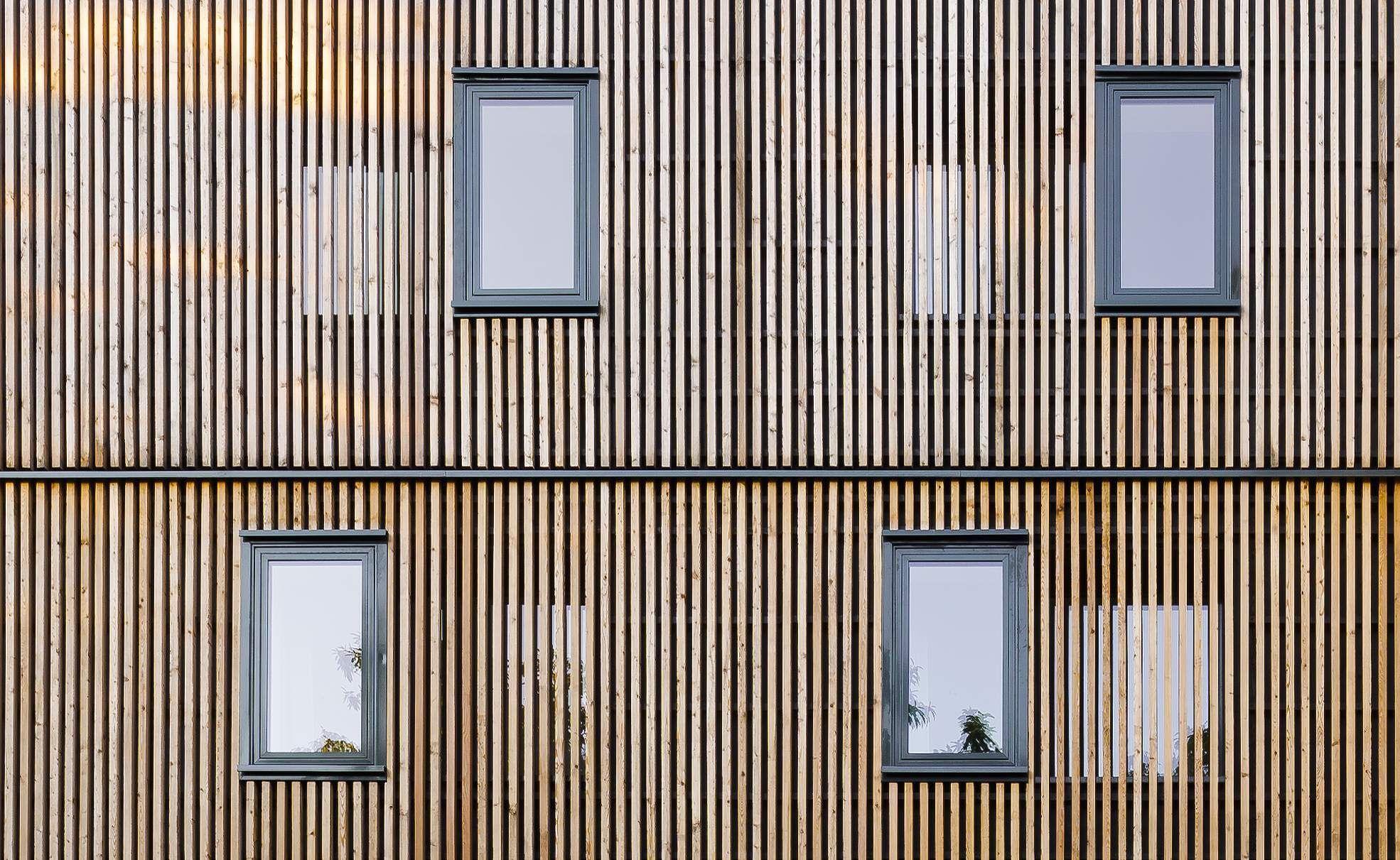 Holz Unter Stein   Studentenwohnheim In Versailles