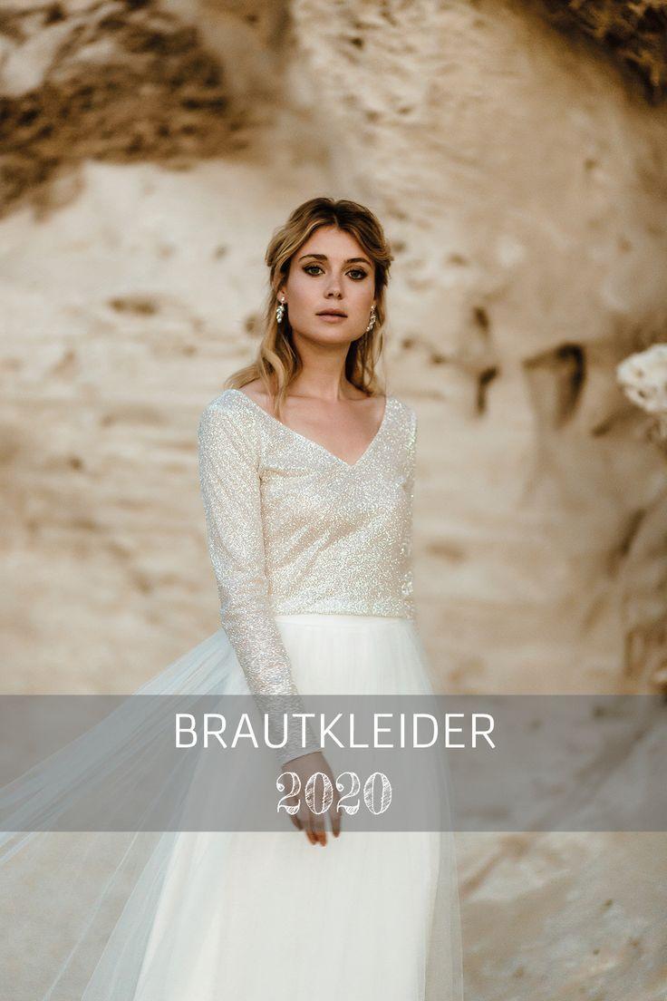 Pin auf Schlichte Brautkleider und zweiteilige ...