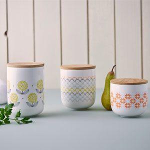 Pot hermétique en porcelaine Mr & Mrs Clynk