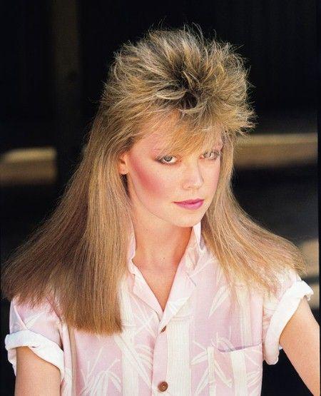 80s mullet funky hair pinterest retro haar frisuren und retro. Black Bedroom Furniture Sets. Home Design Ideas