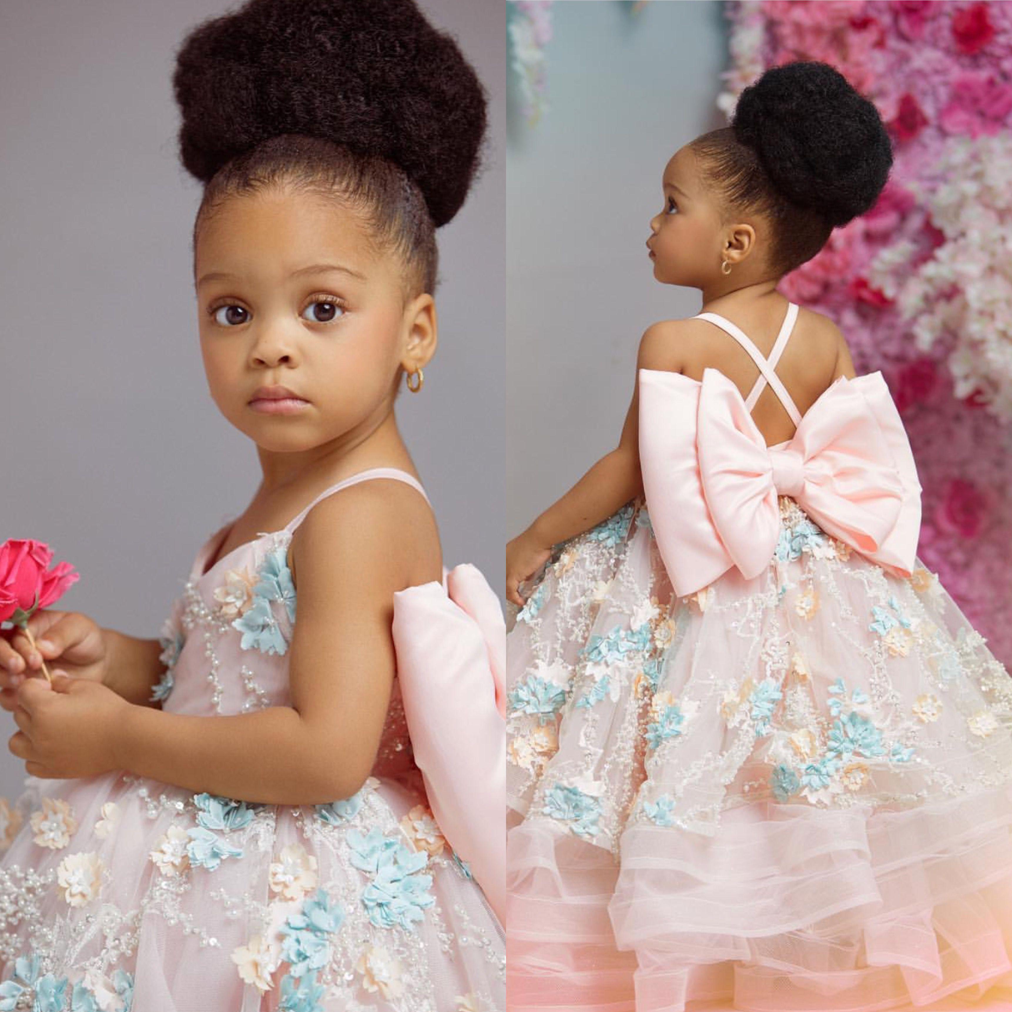 04dbb9fdfbcb Asoebi style Beautiful pretty little girl  Asoebistyle