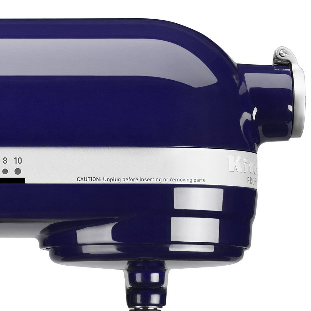 Cobalt blue finish of the professional 600 series