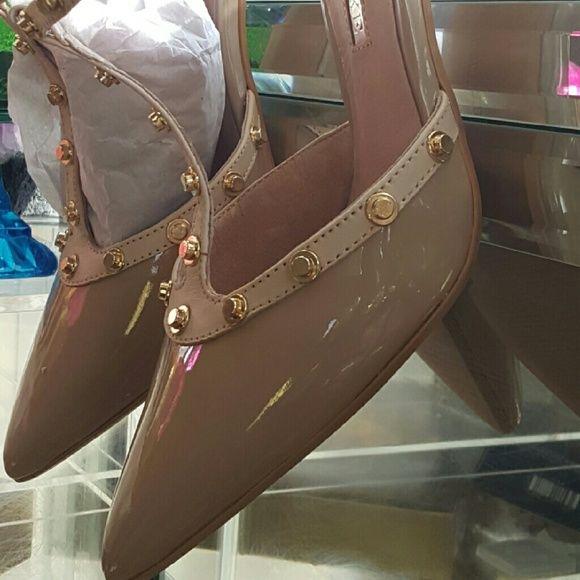 5f6ec96590 Nude Audrey Brooke Shoes Shoes Audrey Brooke Shoes Heels | My Posh ...