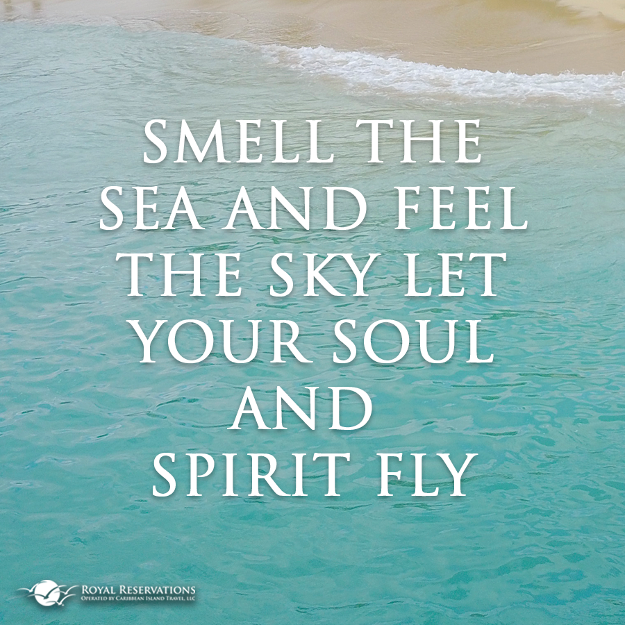 Sea Travel Quotes: Smell The Sea! Feel The Breeze Of The Beach. We Are Beach
