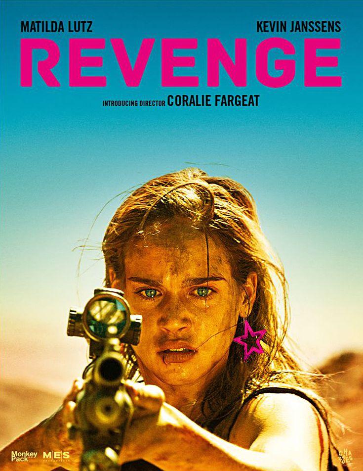 revenge french