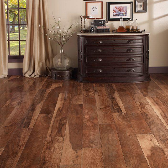Flooring, Laminate Options
