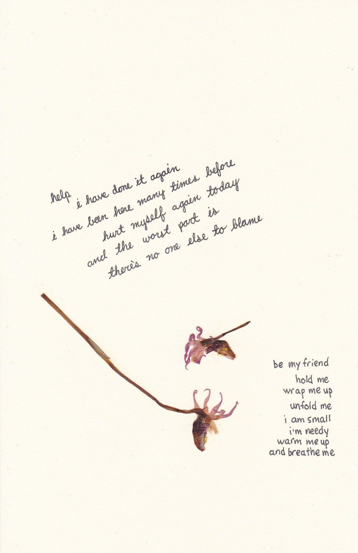 Breathe Me, Sia source: http://talaska.tumblr.com/post/30074089970 ...