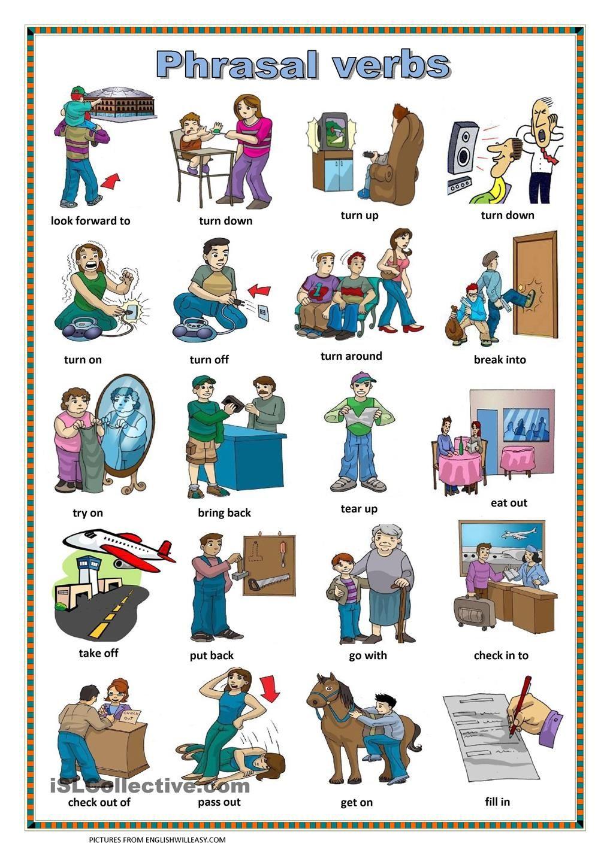 Phrasal Verbs 2 Learn English English Idioms English Vocabulary [ 1440 x 1018 Pixel ]