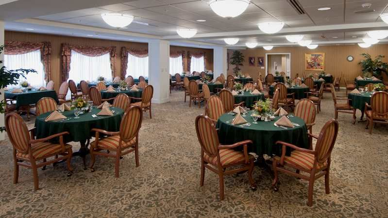 Elderwood at penfield assisted living community new york