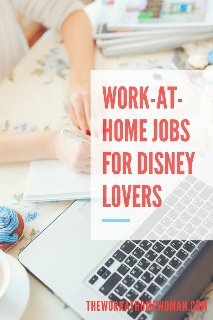 Work-at-Home Jobs for Disney Lovers   Opportunity, Flipping and Business