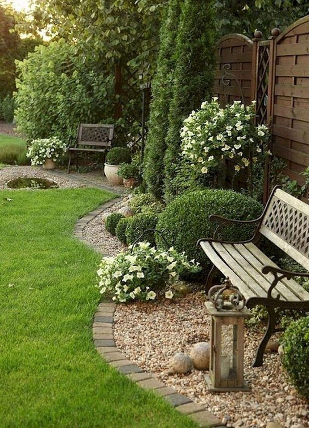 20 Impressive Small Front Yard Landscaping Ideas To Try Front Yard Landscaping Design Backyard Landscaping Designs Backyard Landscaping