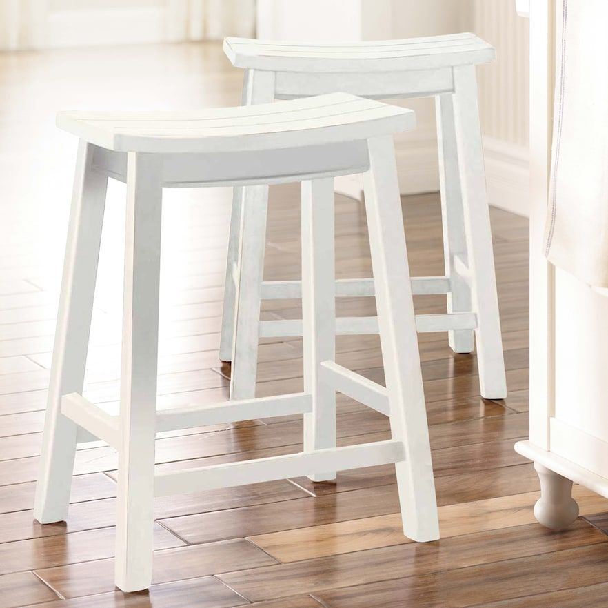 Remarkable Sonoma Goods For Life 2 Piece Cameron Saddle Counter Stool Beatyapartments Chair Design Images Beatyapartmentscom