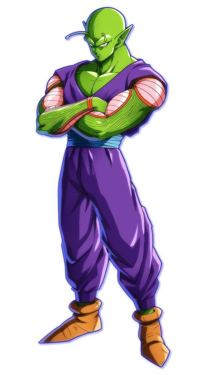 Piccolo from dragon ball fighterz fighters dragon ball - Au coeur de dragon ball ...