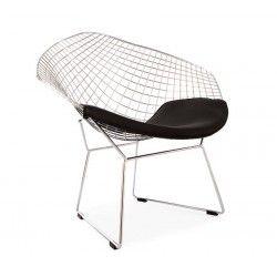 Fauteuil Pas Cher Design Eames Chaise Privee Chaises Retro Chaise Chaises Bertoia