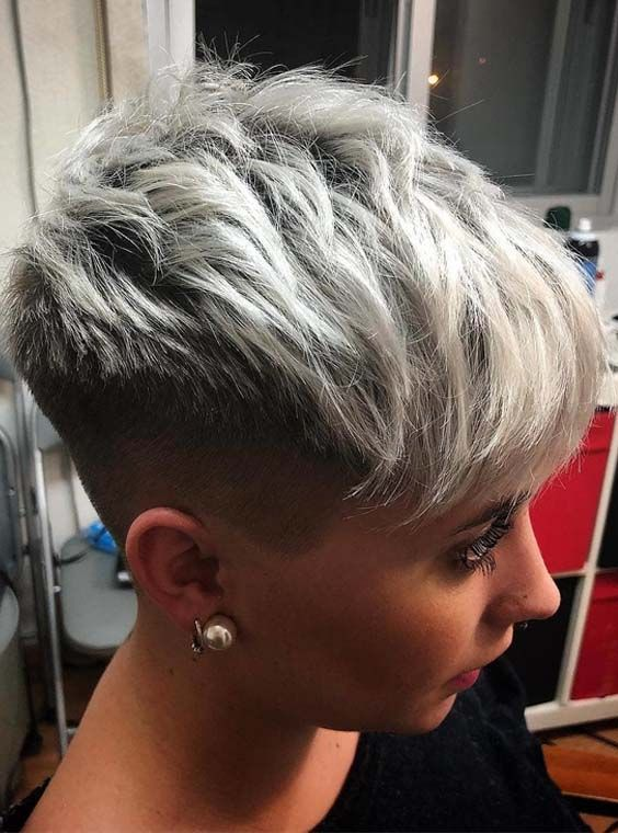 Pixie has been one of the classic and trendy short haircuts for women for many years …