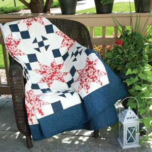 Cottage Charm: Patriotic Extra-Long Twin Quilt Pattern | Pins ... : popular quilting blogs - Adamdwight.com