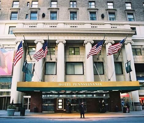Hotel Pennsylvania New York Book Today From 86 Only At Www