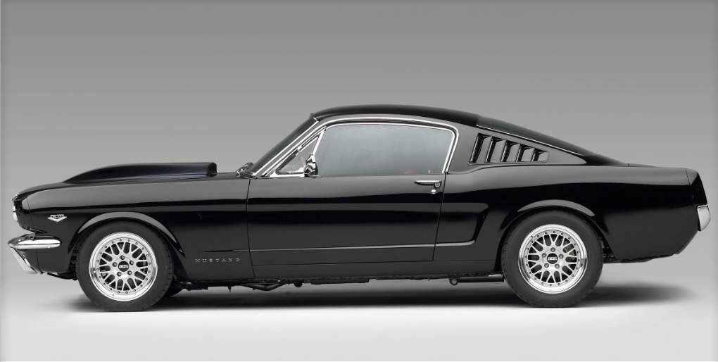 1965 Ford Mustang Fastback Ford Mustang Classic 1965 Oldtimer
