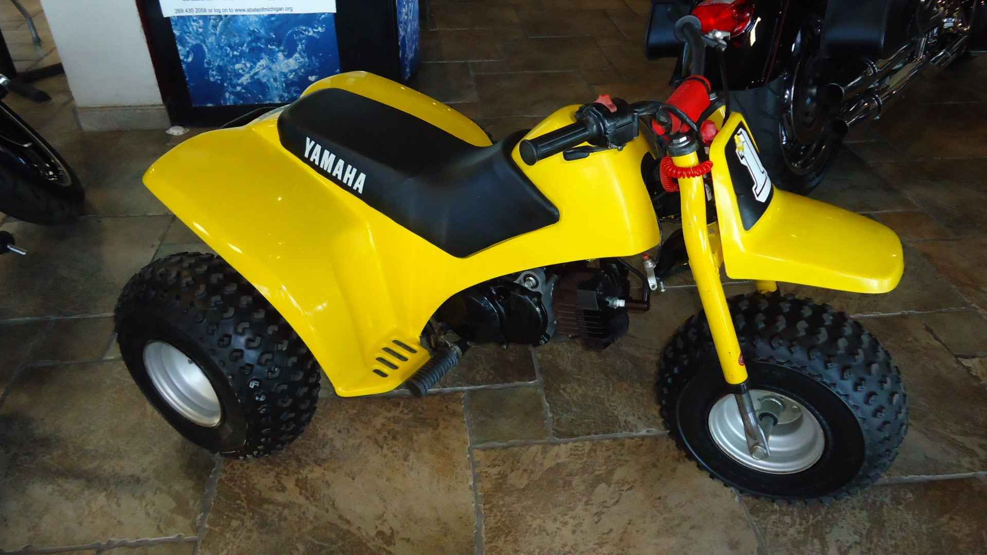 1984 Yamaha Tri Zinger Atc T Atv Yt60 Wiring Diagram 3 Of 12 2 Stroke Trike Very Rare Pw 50 Eater Childs Look