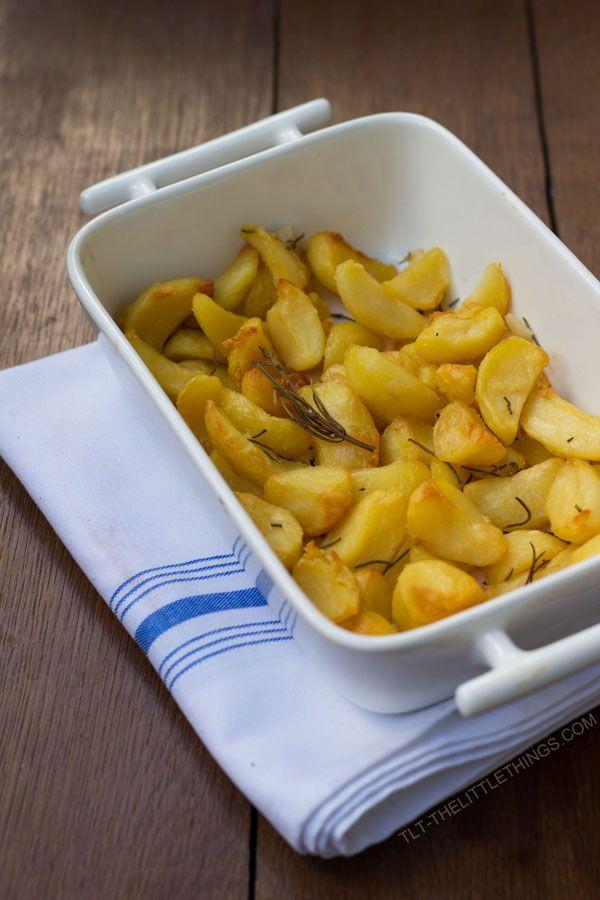 TLT - The Little Things | Perfect Roast Potatoes | http://tlt-thelittlethings.com