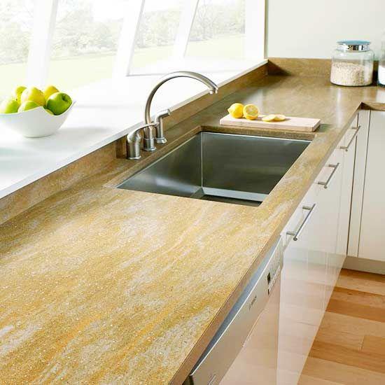Cultured Stone Countertop Guide Stone Countertops White Granite