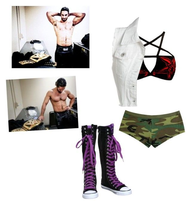 """""""With Seth back stage"""" by directioner356 ❤ liked on Polyvore featuring Wet Seal"""