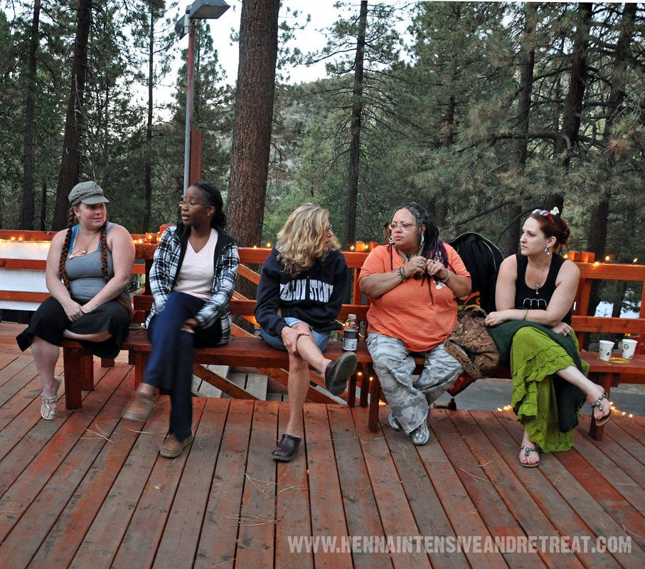 Henna Intensive and Retreat 2013 | gallery