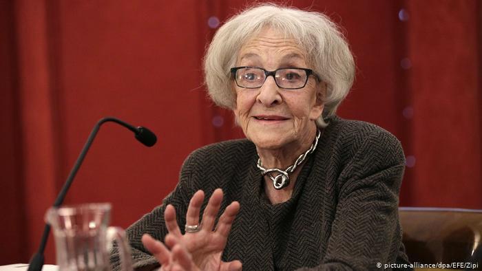 Uruguayerin Ida Vitale erhält CervantesLiteraturpreis