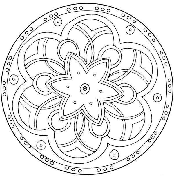 50 Imagenes De Mandalas Para Colorear E Imprimir Con Dibujos Faciles De Pintar In Mandalas Para Colorear Imagenes De Mandalas Mandalas Para Colorear Animales