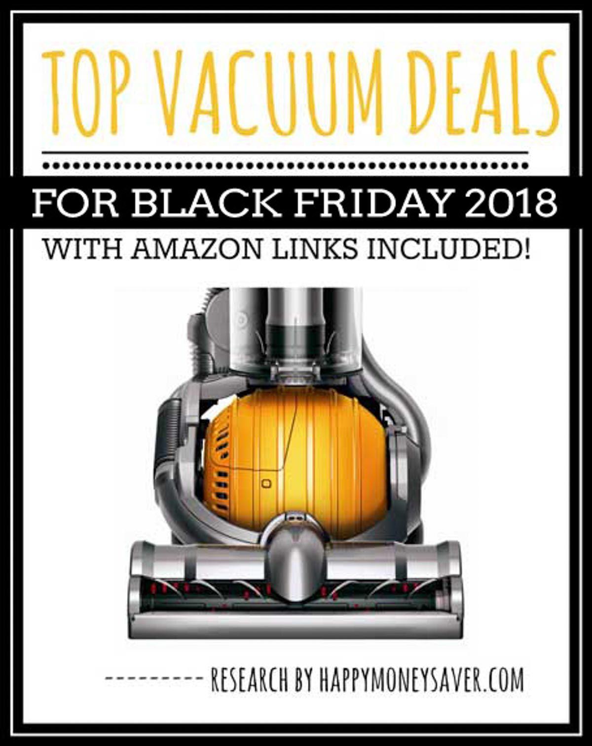 Vacuum Black Friday