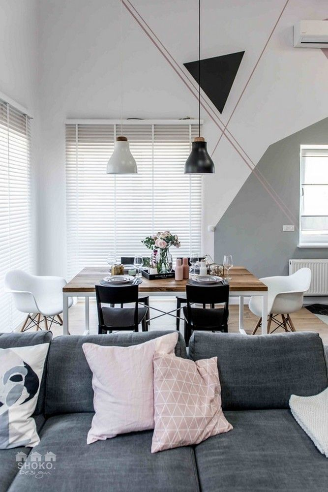 AVEC DU ROSE | Pinterest | Salons, Lofts and Interiors