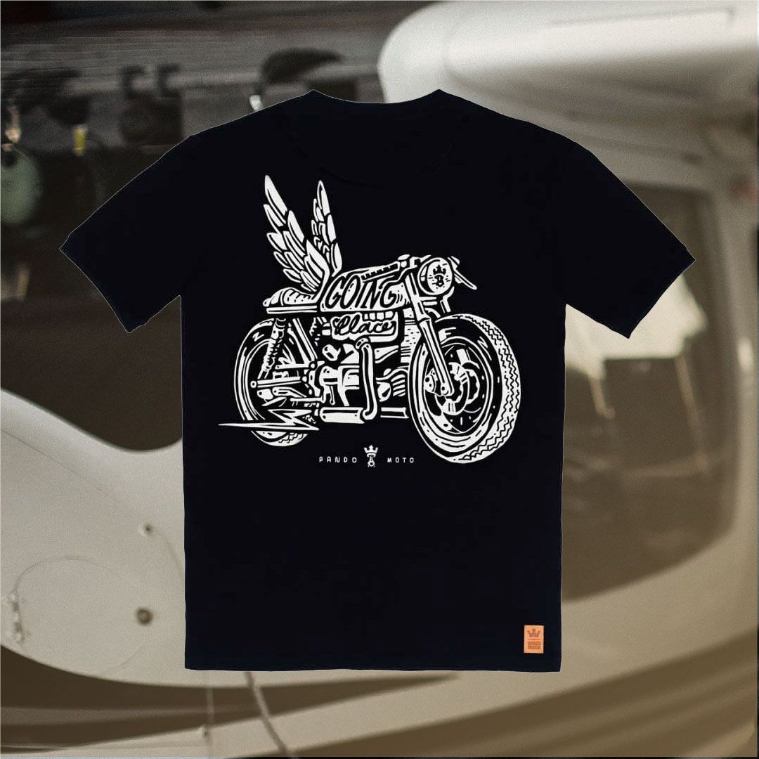 7d611faff6fe Buying this merch you are support a single mom's riding adventures with her  Harley Davidson across