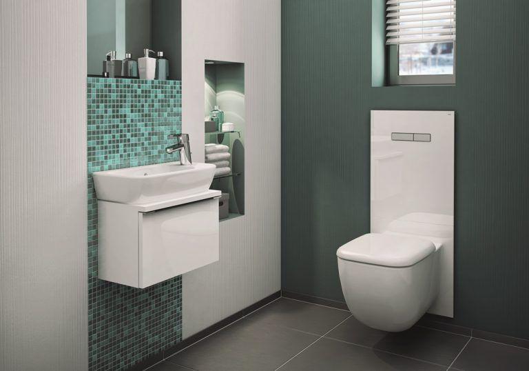 Wc Terminal Konfigurator Von Tece Badmobel In 2019 Kleine Badezimmerfliesen Badezimmer Innenausstattung Und Badezimmer Mit Dusche