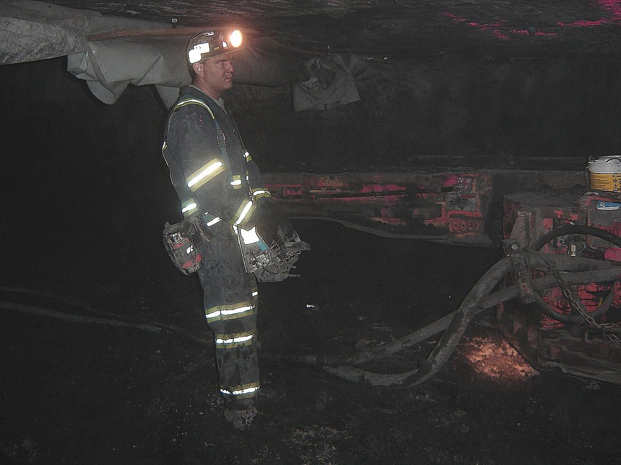 best images about coal mining virginia coke a west virginia coal miner is remotely operating a continuous mining machine that extracts coal from
