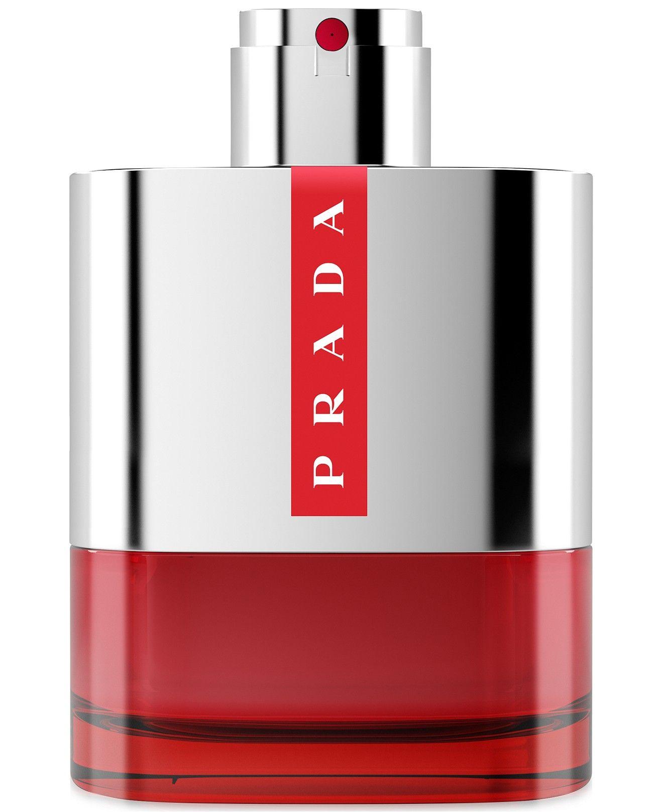 Men's Luna Rossa Sport Eau de Toilette Spray, 3.4 oz