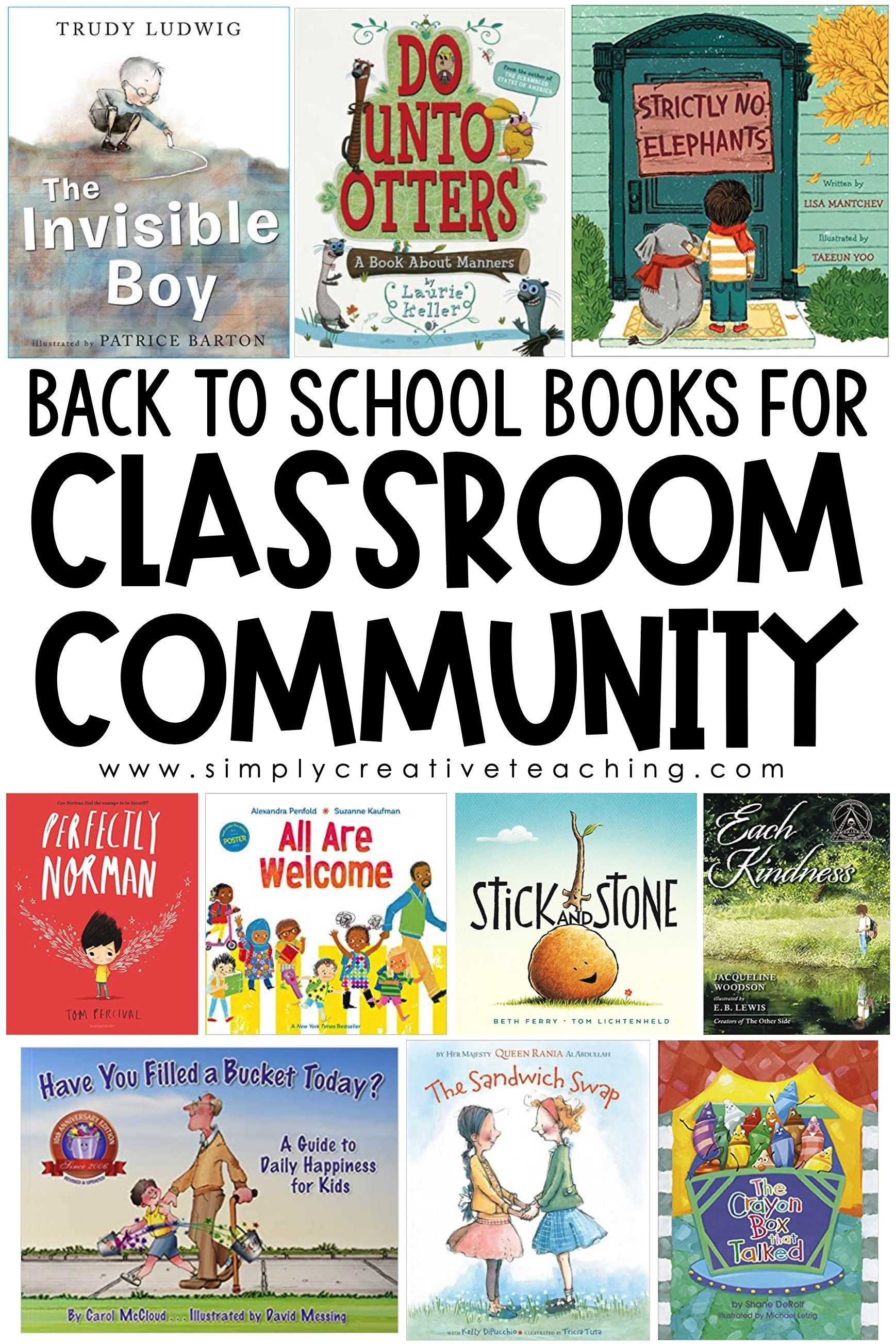 first day of school books for 1st grade
