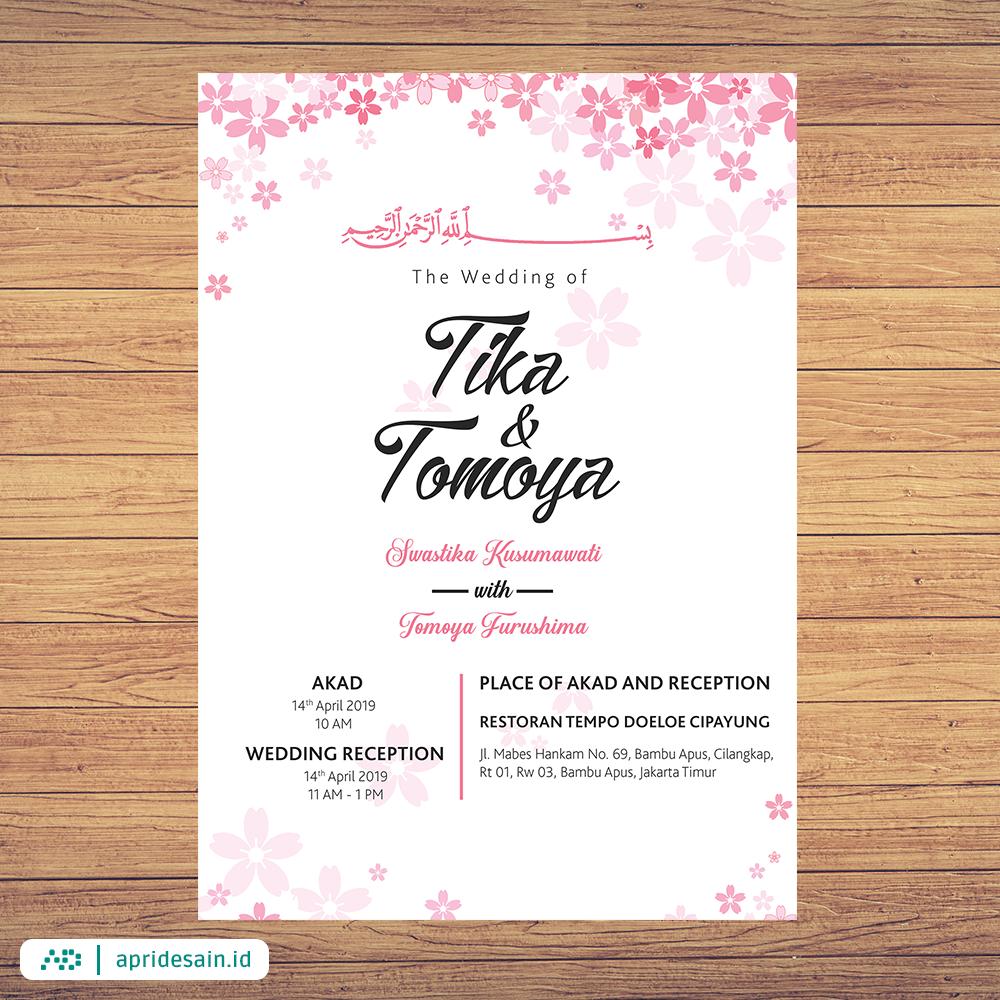 44+ Ide Jasa Desain Undangan Pernikahan Jakarta HD Yang Bisa Anda Tiru