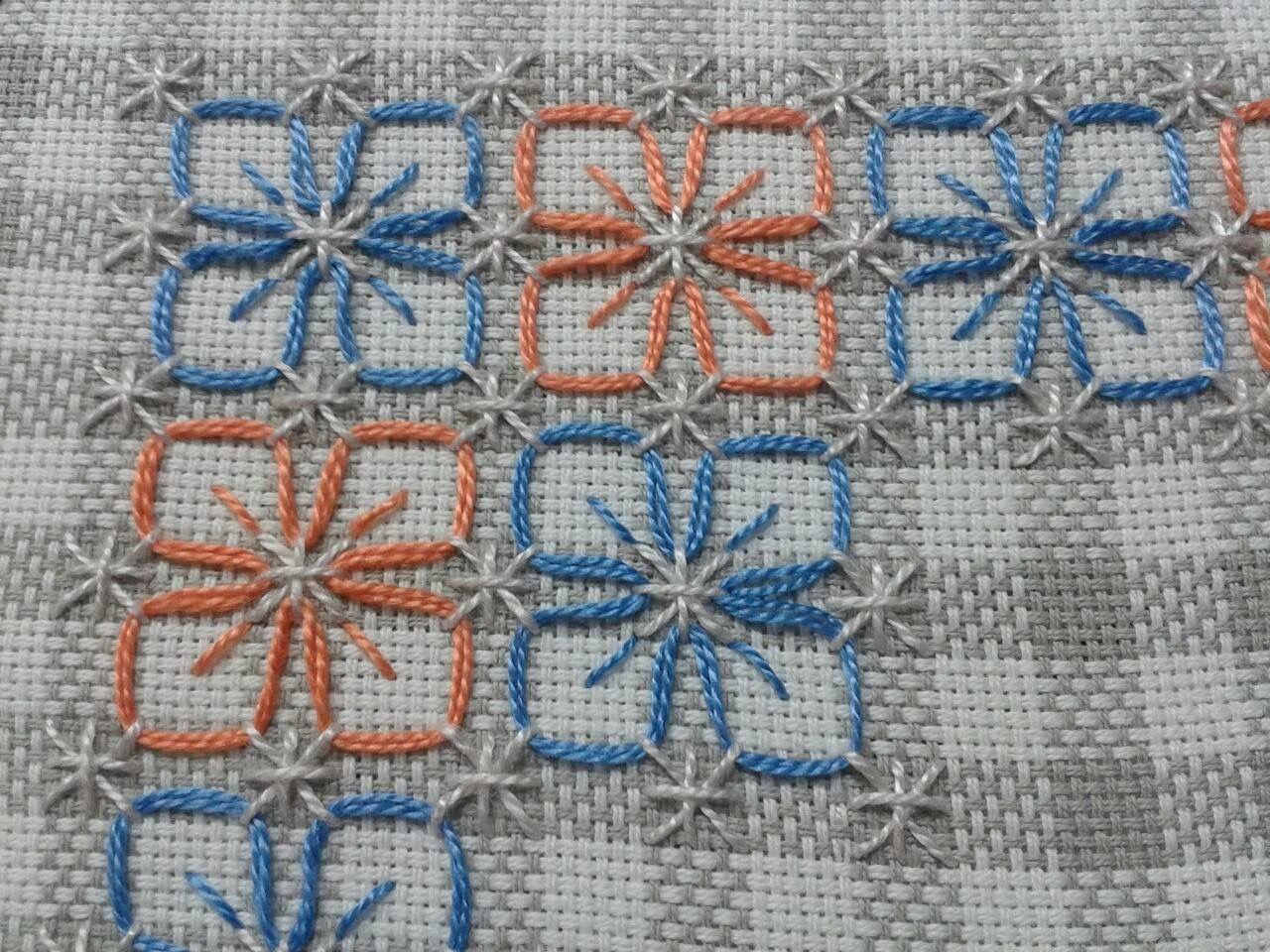 Pin de joeli pereira en Croche | Pinterest | Bordado, Español y Puntadas