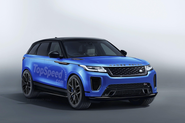 2019 Land Rover Range Rover Concept Range Rover Range Rover